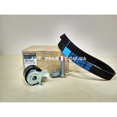 Комплект ГРМ 1.5 DCI Renault Duster оригинал 7701477028