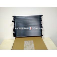 Радиатор охлаждения двигателя Dacia Logan Оригинал 7700838134